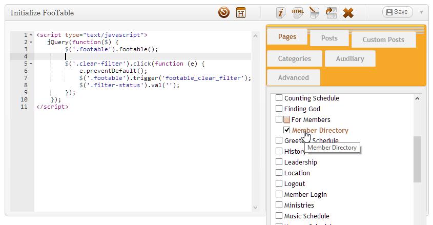 How to Use Any jQuery Script in WordPress - Matt Cromwell