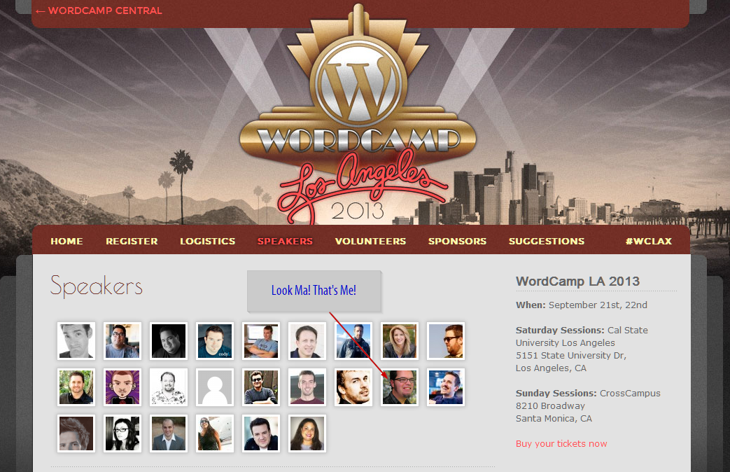 WordCampLA-Announcement